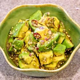 avocado-ponzu