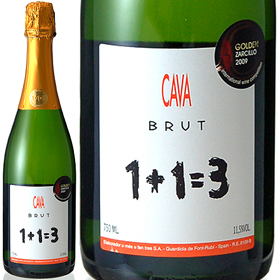 cava_1+1=3