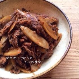 beef-gobo-shigure