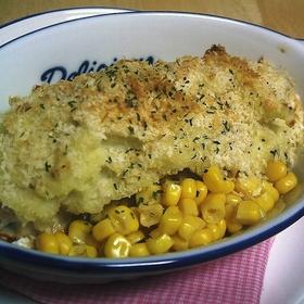 salmon-mashed-potato